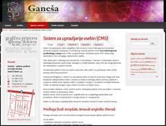 CMS - Content Management System oziroma sistem za upravljanje vsebin