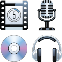 Transkripcija oziroma prepis po tonskem/video zapisu